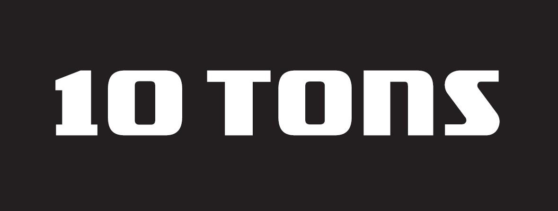 Logo for firmaet 10TONS